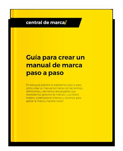 Guía para crear un manual de marca - Central de Marca.